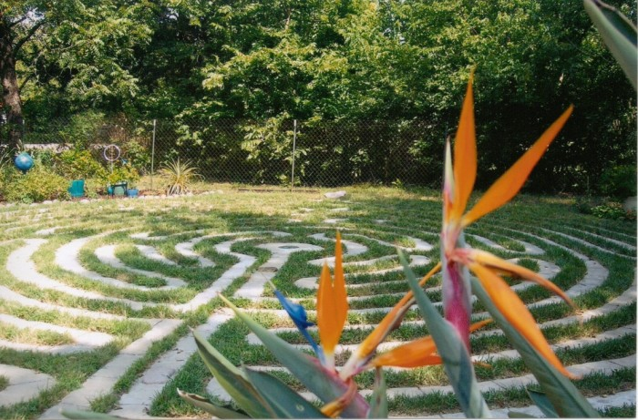 3. Carlyle Garden Labyrinth (Carlyle)