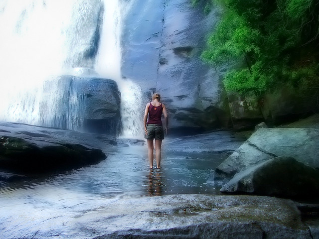 7. High Falls, DuPont State Forest