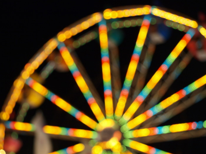 10. It's State Fair time! But once that's over, it's school time.