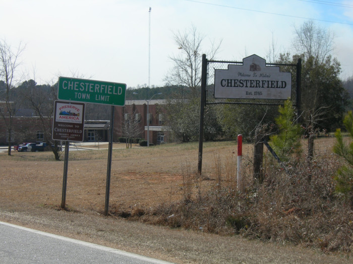 8. Chesterfield