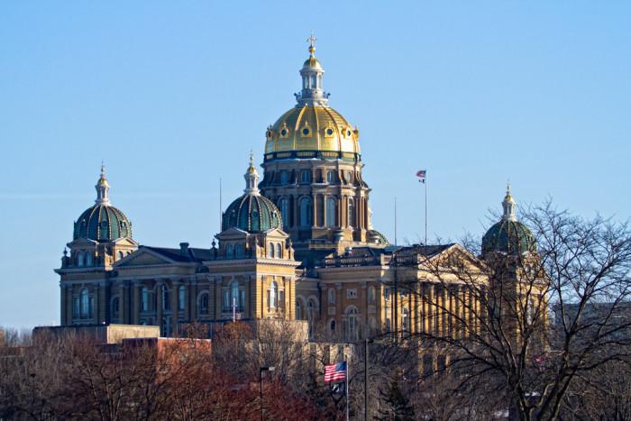 3. Des Moines
