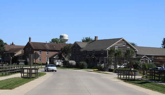 2. Immerse yourself in German culture at the Amana Colonies