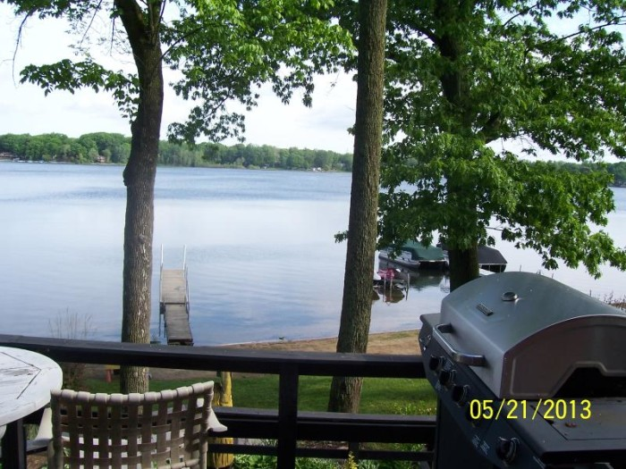 3. Cottage on Scenic Hudson Lake