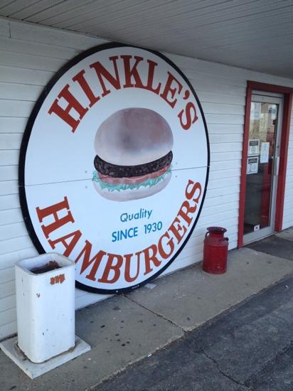 4. Hinkle's Hamburgers (Bloomington, Indiana)
