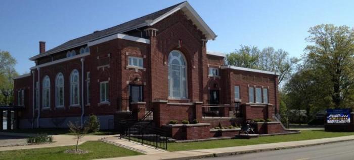 4. Bonne terre Church