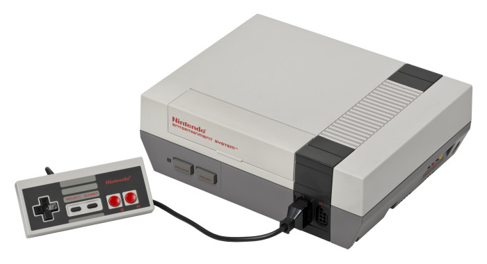 4. The Nintendo Gaming System