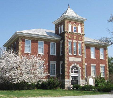 4. Prosperity School Bed and Breakfast, Joplin