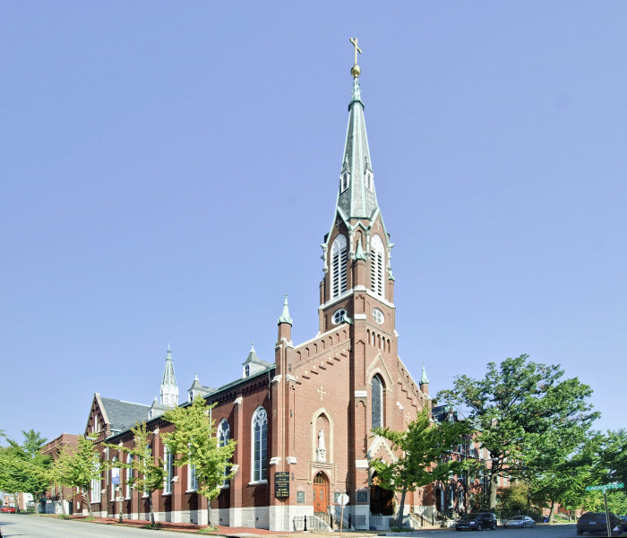 4. St. John Nepomuk Parish Historic District