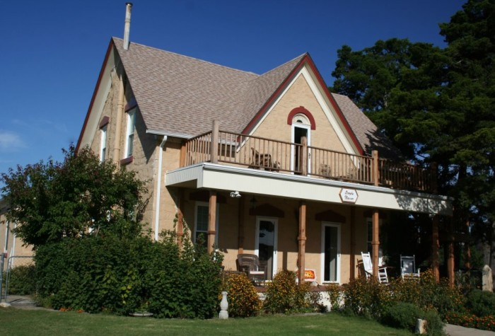 8. Simple Haven Bed and Breakfast (Wilson)