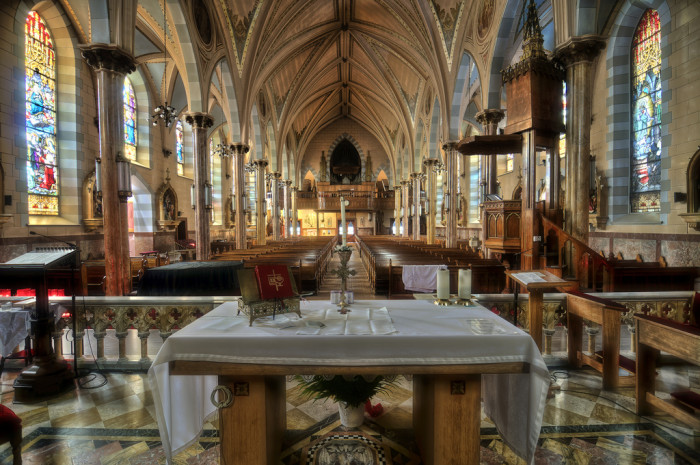 4. St. Anthony's Church, Jersey City