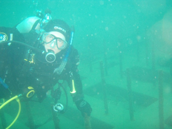 1. Scuba Diving