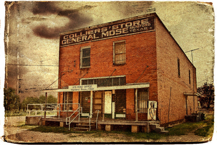 6) Colliers Store in Mumford, Texas