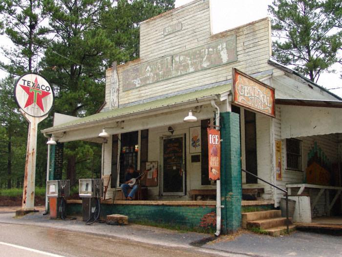 4. Causeyville General Store, Meridian