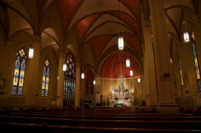 9. St. Patrick's Catholic Church