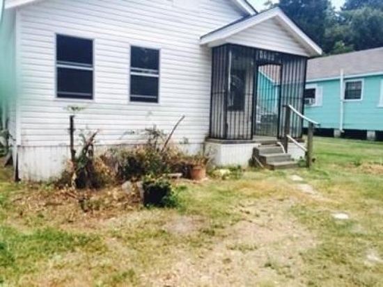 4. Another home that needs some TLC, this Jackson property will only cost you $5,000.