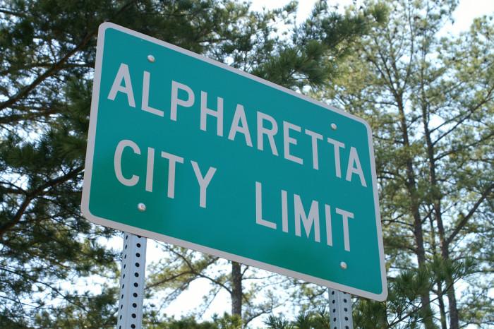 6. Alpharetta, GA - Milton High School and Alpharetta High School (10)