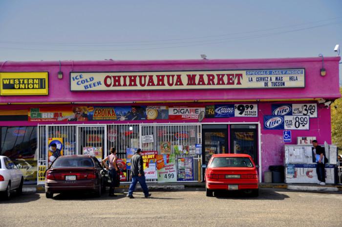 1. South Tucson (pop. 5,694)
