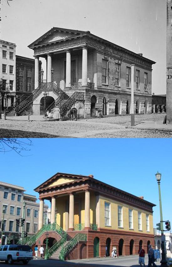 4. Old Market House, Charleston