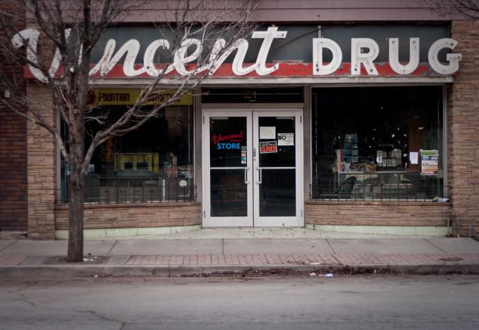 8) Vincent Drug, Midvale
