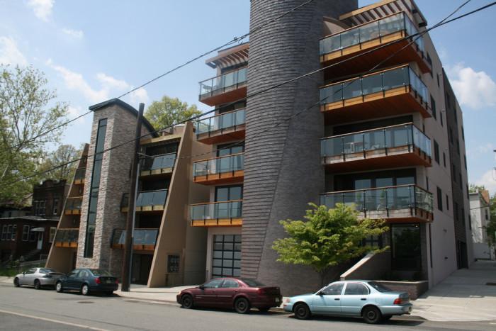 7. Condo Complex, Union City
