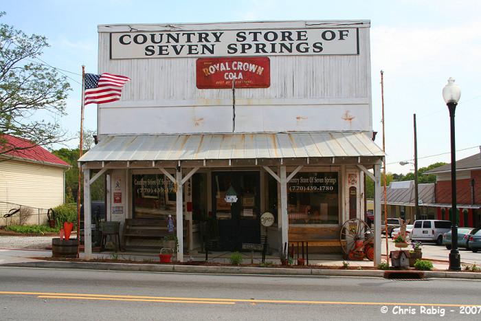 8. Country Store of Seven Springs in Powder Springs, GA