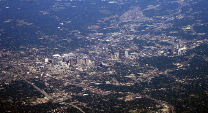 2. Downtown Atlanta