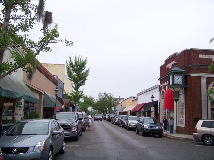 12. Walterboro, SC