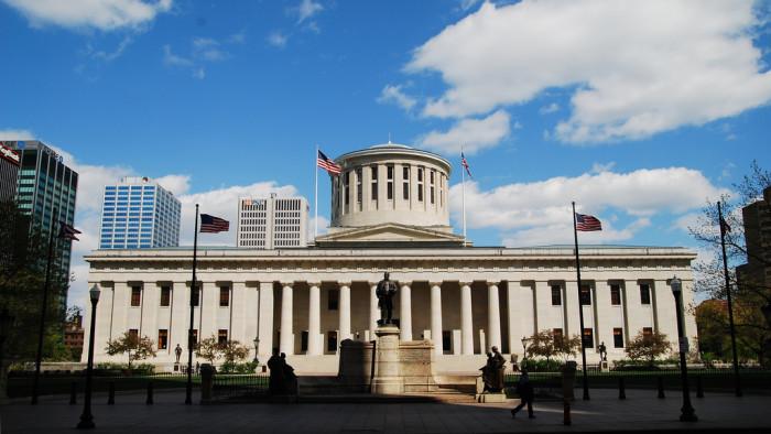 7) Tour the Ohio Statehouse in Columbus.