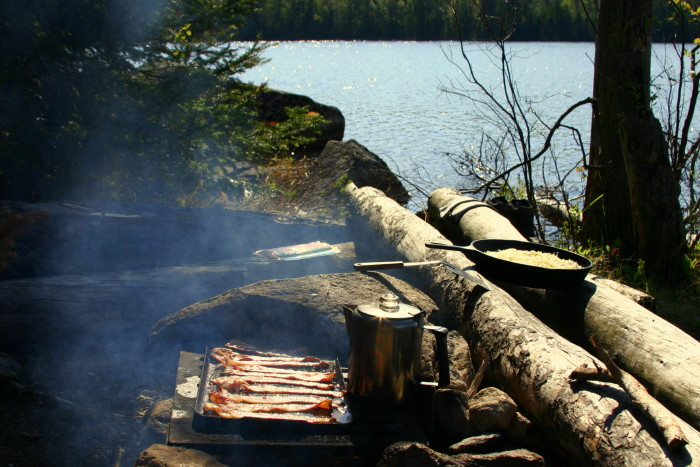 10. The BWCA is a photographer's dream. Relax and enjoy the 360 degree shots.