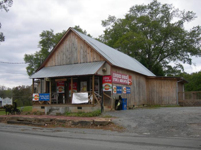 2. Covered Bridge General Store in Euharlee, GA