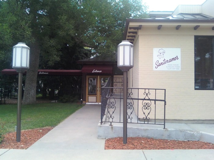 4. Santeramo's Pizza House and Italian Food (Greeley)