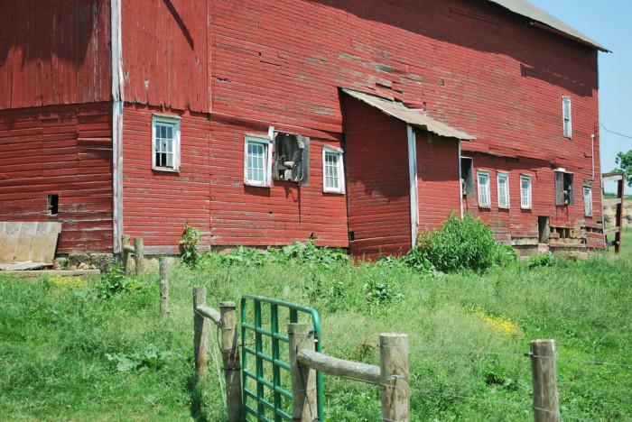 2) Ohio Amish Country