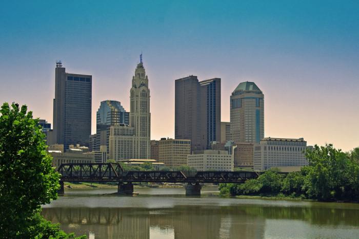 1) Columbus