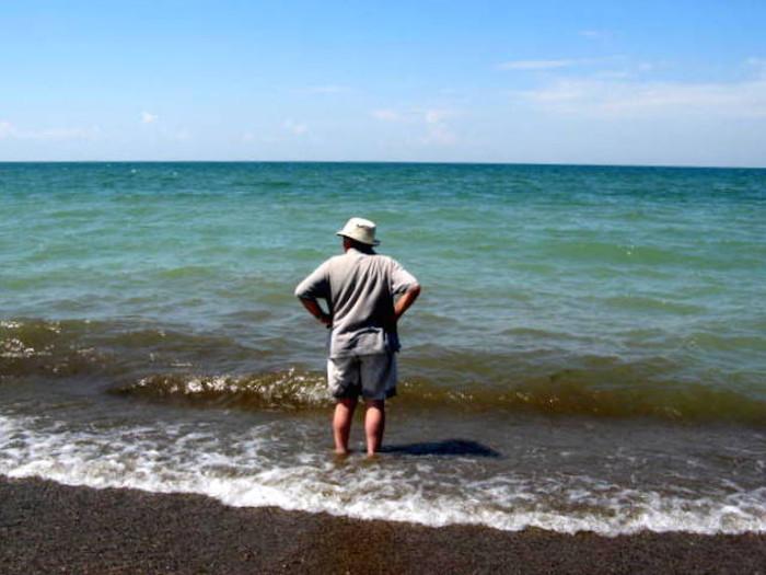 4. Ohio has island and beach life too.