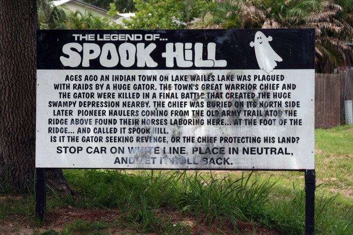 13. Spook Hill