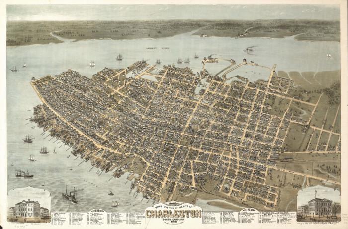 3. City of Charleston,