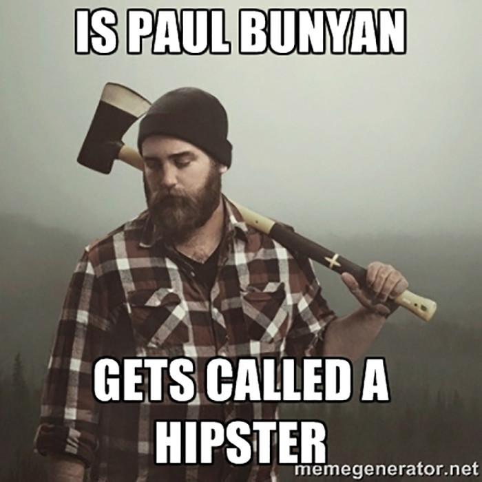 18. Jokes aside, it really is hipster heaven.