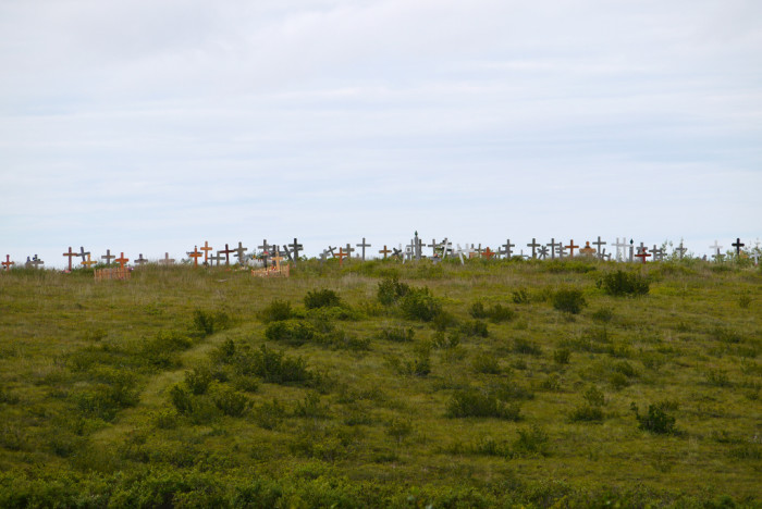 6) Kotzebue Cemetery