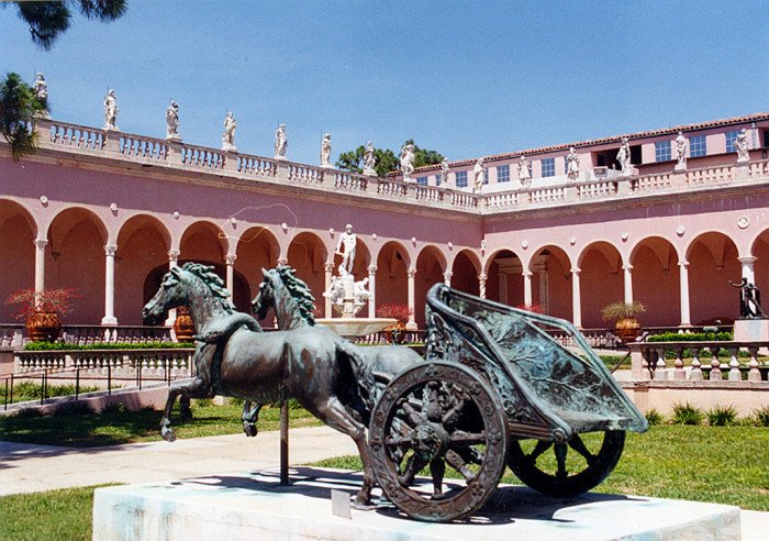 8. The Ringling