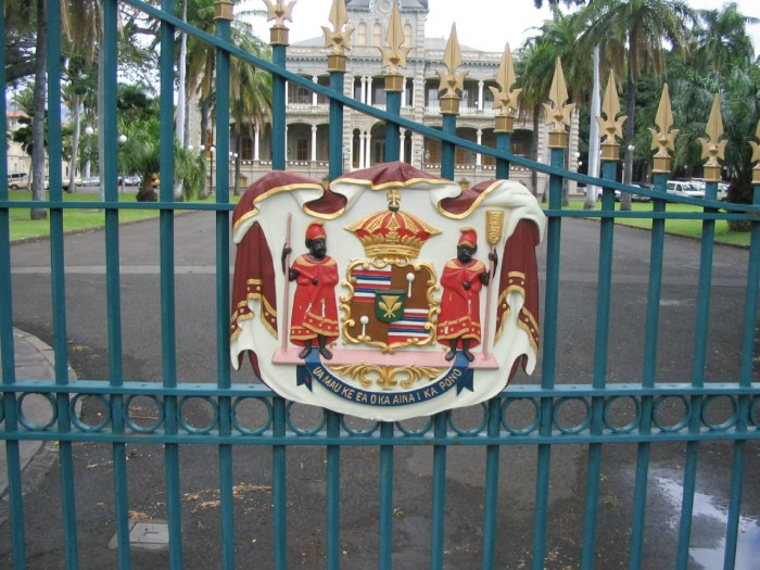5) Hawaii was once a monarchy, which makes for some pretty interesting history.