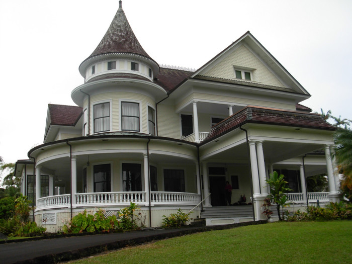 5) The Shipman House is not only a bed and breakfast - but a piece of Hawaiian history.