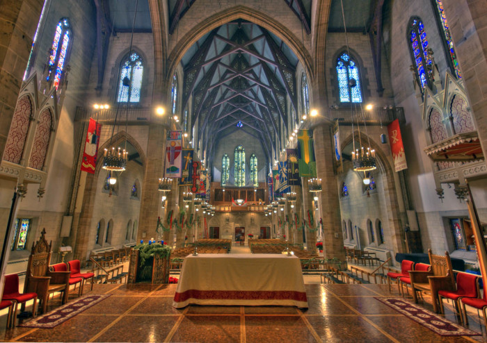 5. 5. Christ Church Cathedral
