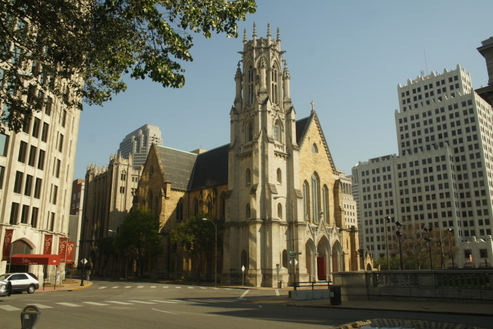 5. Christ Church Episcopal Cathedral, St Louis