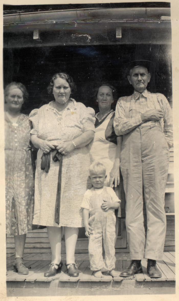 5. Family Portrait, date unknown