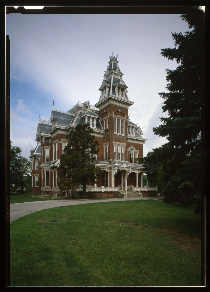 5. Vaile Mansion, Independence