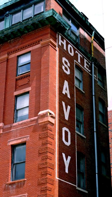 5. Hotel Savoy, Kansas City