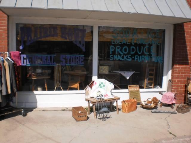 5. Prairie Home General Store, Prairie Home