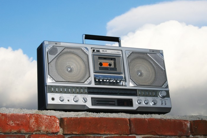 5. The Boombox