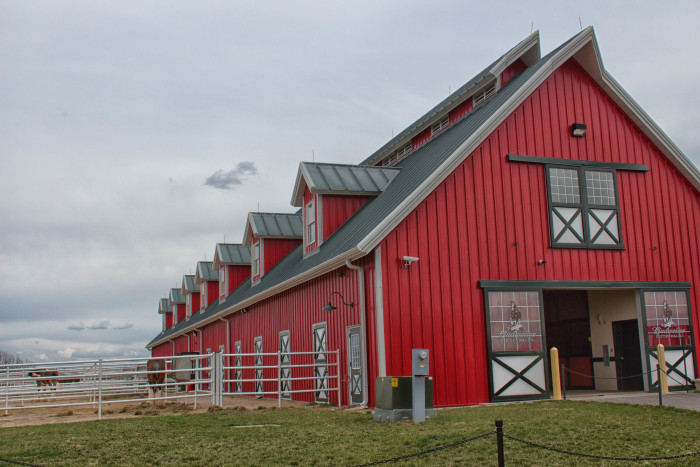 5. Warm Springs Ranch, Columbia