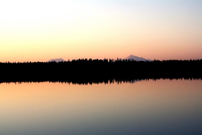 4) Kashwitna Lake